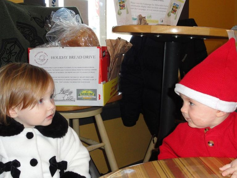 Holiday Bread Drive