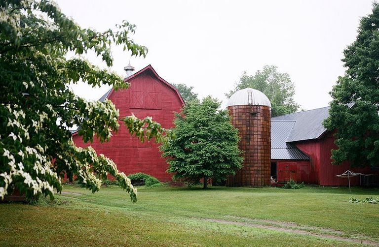 Barn at Wingate Farm in Hinsdale, NH